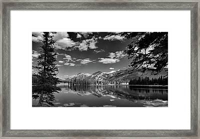 Canadian Rockies No. 4-2 Framed Print