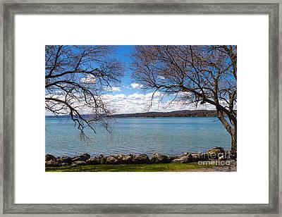 Canandaigua Framed Print