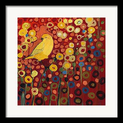 Nature Abstract Framed Prints