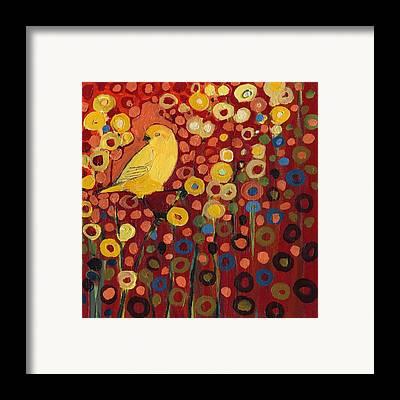 Canary Framed Prints