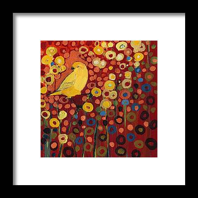 Canary Framed Prints