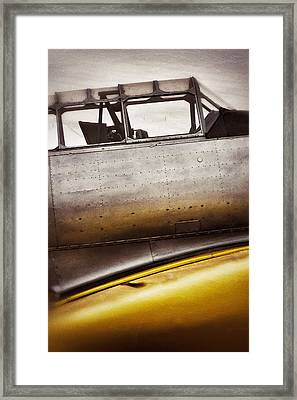 Canary Framed Print by Pair of Spades