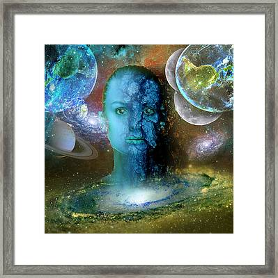 Cancer Survivor Framed Print
