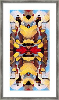 Cancon Framed Print