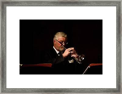 Framed Print featuring the photograph Cancon Primi Toni  by Miroslava Jurcik