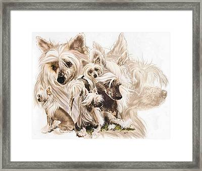 Candee Framed Print