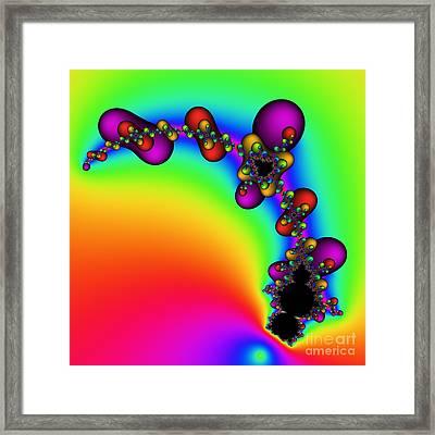 Candy 70 Framed Print by Rolf Bertram