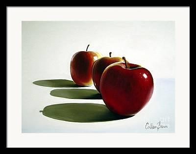Orchards Framed Prints