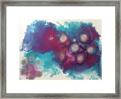 Candy Candy Framed Print by Debra Ryan