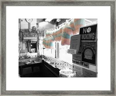 Framed Print featuring the photograph Candy Land by Raymond Earley