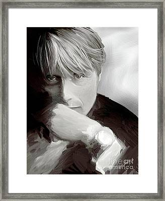 Cannes Framed Print by Dori Hartley