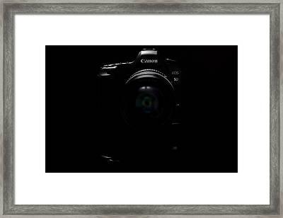 Canon Eos 5d Mark II Framed Print