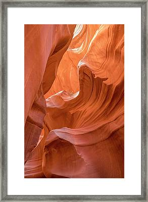 Framed Print featuring the photograph Canyon Beauty  by Jeanne May