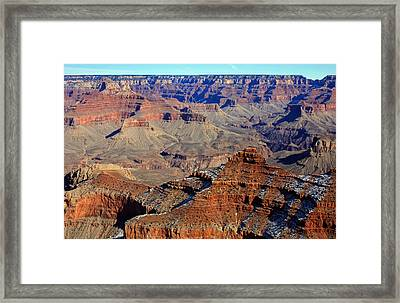 Canyon Beauty Framed Print by Kami McKeon