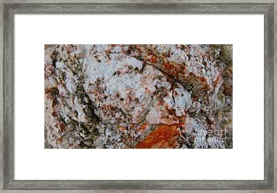 Canyon Blend Framed Print by PJ  Cloud