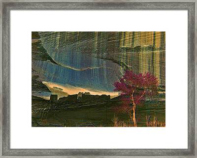 Canyon De Chelly Arizona Framed Print by Jen White