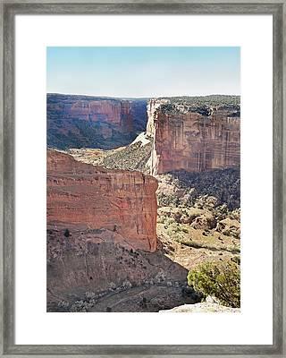 Canyon Passage Framed Print