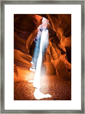 Canyon Spirit Framed Print