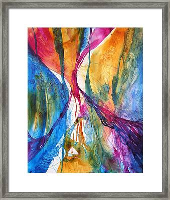 Canyon Sunrise Framed Print
