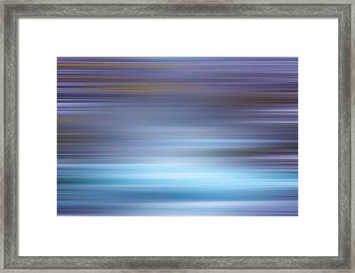 Canyon Waters Xx Framed Print by Jon Glaser