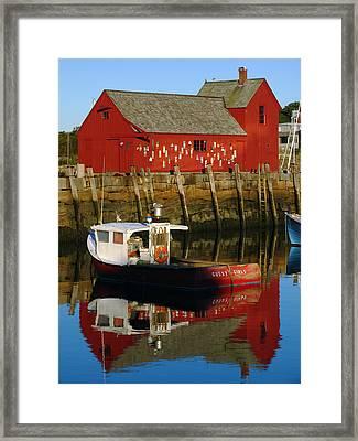 Cape Ann Photography Framed Print