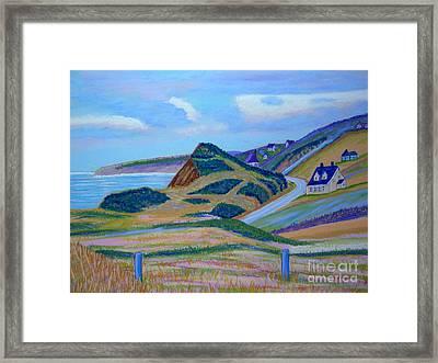 Cape Brenton Highlands Framed Print