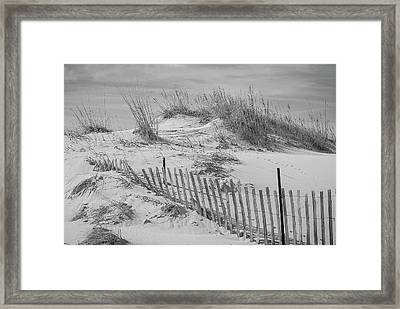 Cape Charles Framed Print