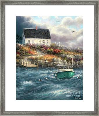 Cape Cod Afternoon Framed Print