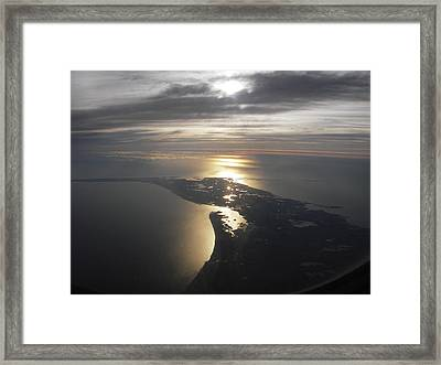 Cape Cod Framed Print by Eric Workman