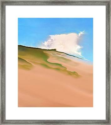 Cape Cod Framed Print by Jurek Zamoyski