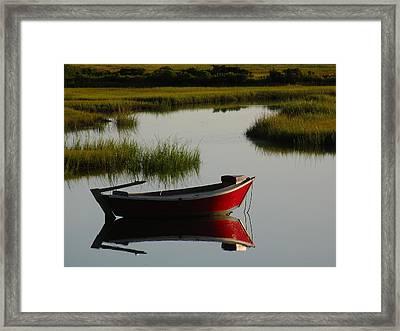Cape Cod Photography Framed Print