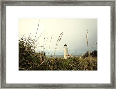 Cape Disappointment Framed Print by Todd Klassy