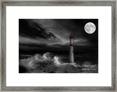 Cape Fear Framed Print