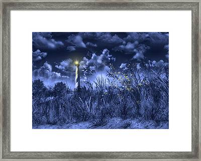 Cape Hatteras Lighthouse 2 Framed Print by Bekim Art