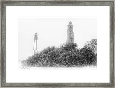 Cape Henry Framed Print