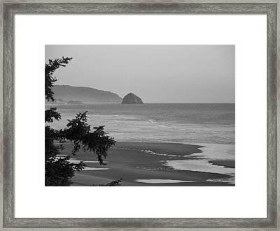 Cape Kiwanda Framed Print