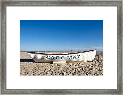 Cape May Framed Print by John Greim