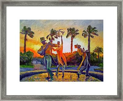 Cape Minstrels Framed Print by Michael Durst