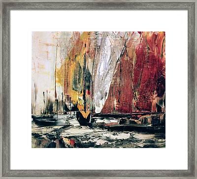 Cape Of Good Hope Framed Print