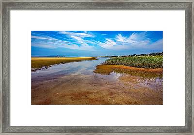 Cape Perspective Framed Print