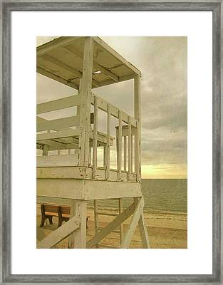 Cape Watch Framed Print by JAMART Photography