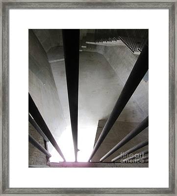 Capilla Del Atardecer 9 Framed Print by Randall Weidner