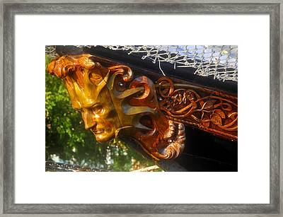 Capitan Miranda Framed Print by David Lee Thompson