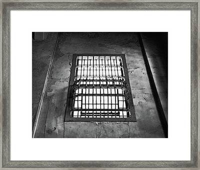 Capone's View Framed Print