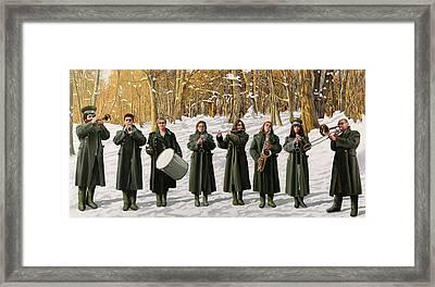 Cappotto Per Otto Framed Print