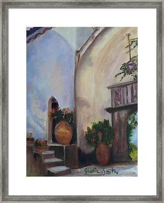 Capri Italy Framed Print