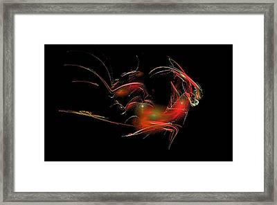Capricorn Framed Print by Viktor Savchenko