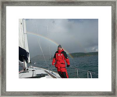 Captain Dale Framed Print