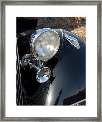 Car 100 Framed Print by Joyce StJames