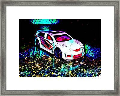 Car 3 Framed Print by Clint Day